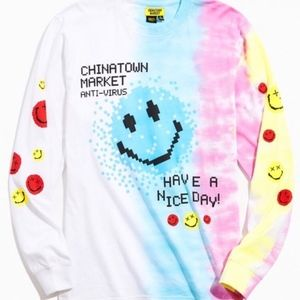 Urban Outfitters Chinatown Market X Smiley Collab